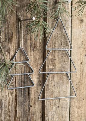 IB LAURSEN Metalen kerstboom S