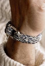 PIG&HEN Gorgeous George navy - sand silver
