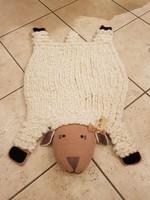 Vloerkleed schaap