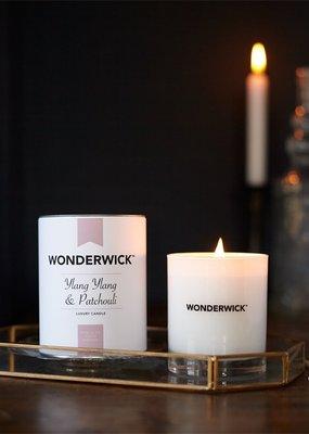 Wonderwick Ylang Ylang & Patchouli blanc