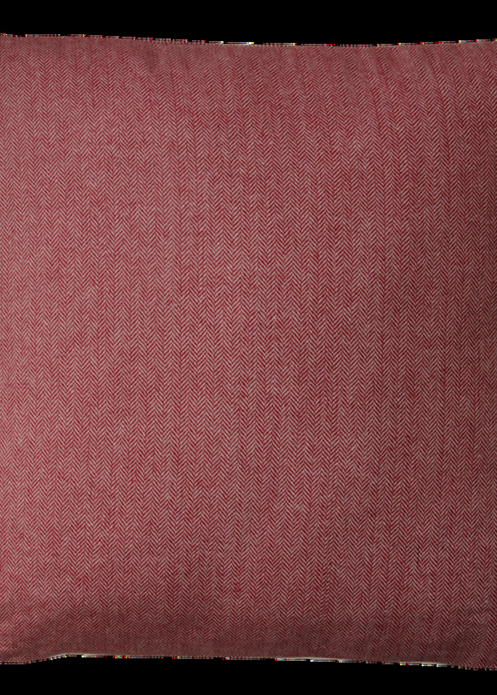 Kussen Sam terra visgraat 50x50cm