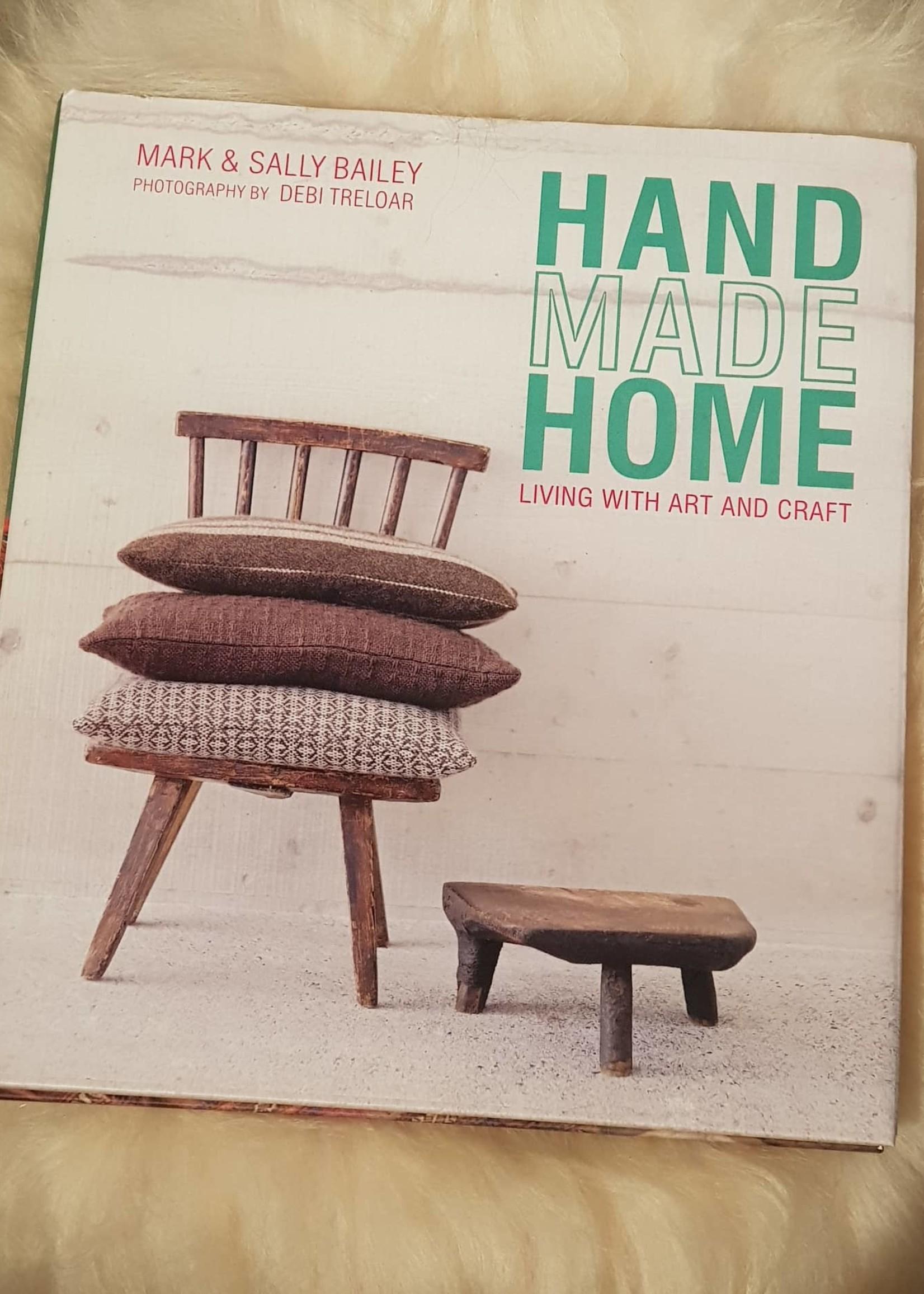 Boek Hand made home