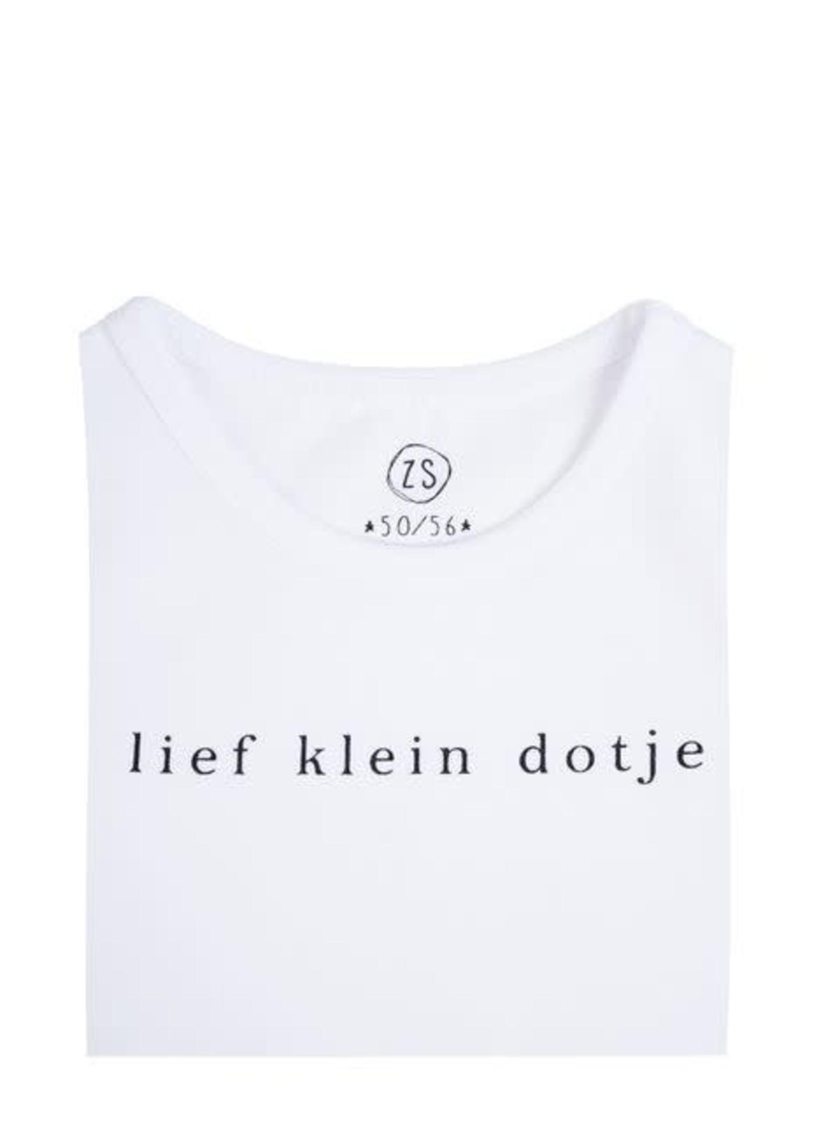 ZUSSS Rompertje  Klein dotje  maat 62/68
