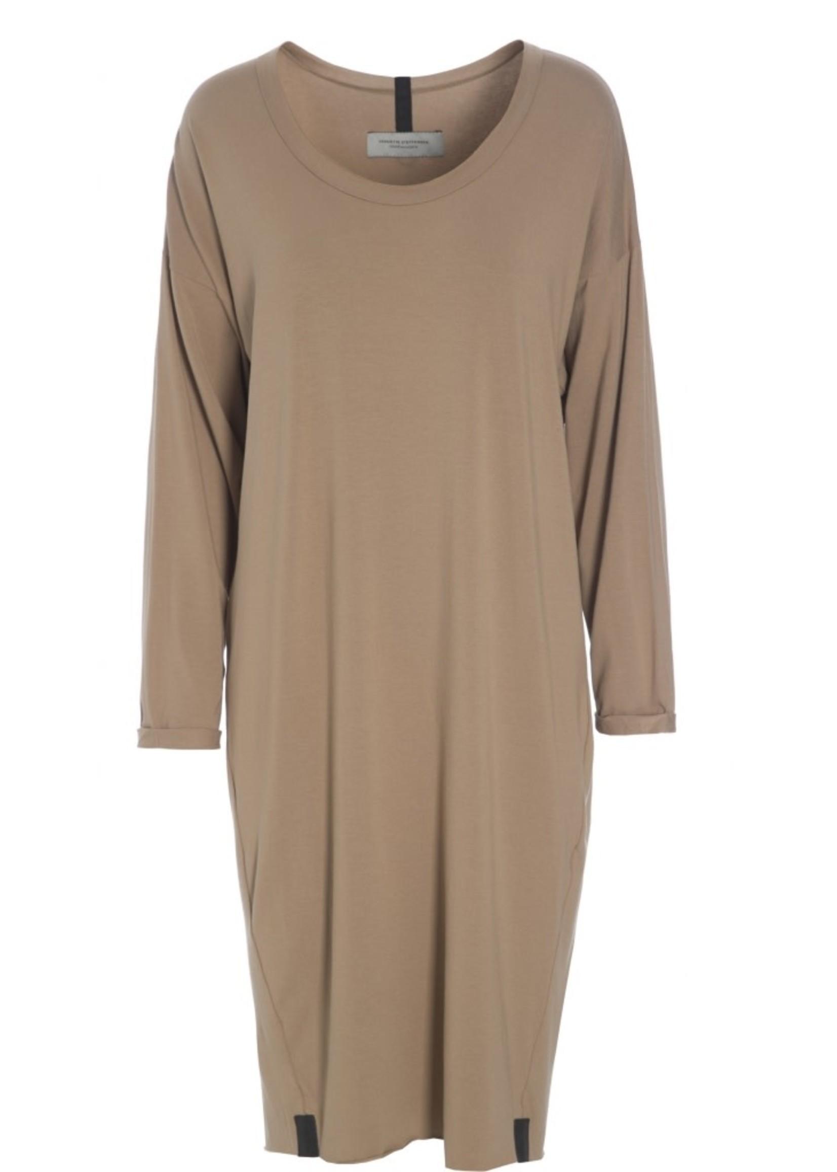 HENRIETTE STEFFENSEN Tunic Camel One Size