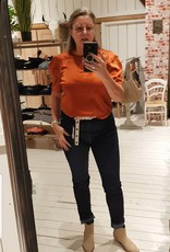 COSTAMANI Blouse roest Bettie