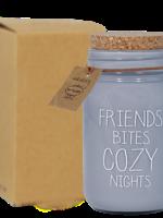 MY FLAME SOJAKAARS - FRIENDS BITES COZY NIGHTS - GEUR: WARM CASHMERE