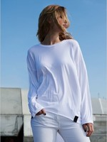 HENRIETTE STEFFENSEN White Blouse One Size