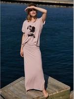 HENRIETTE STEFFENSEN Skirt Long Camel
