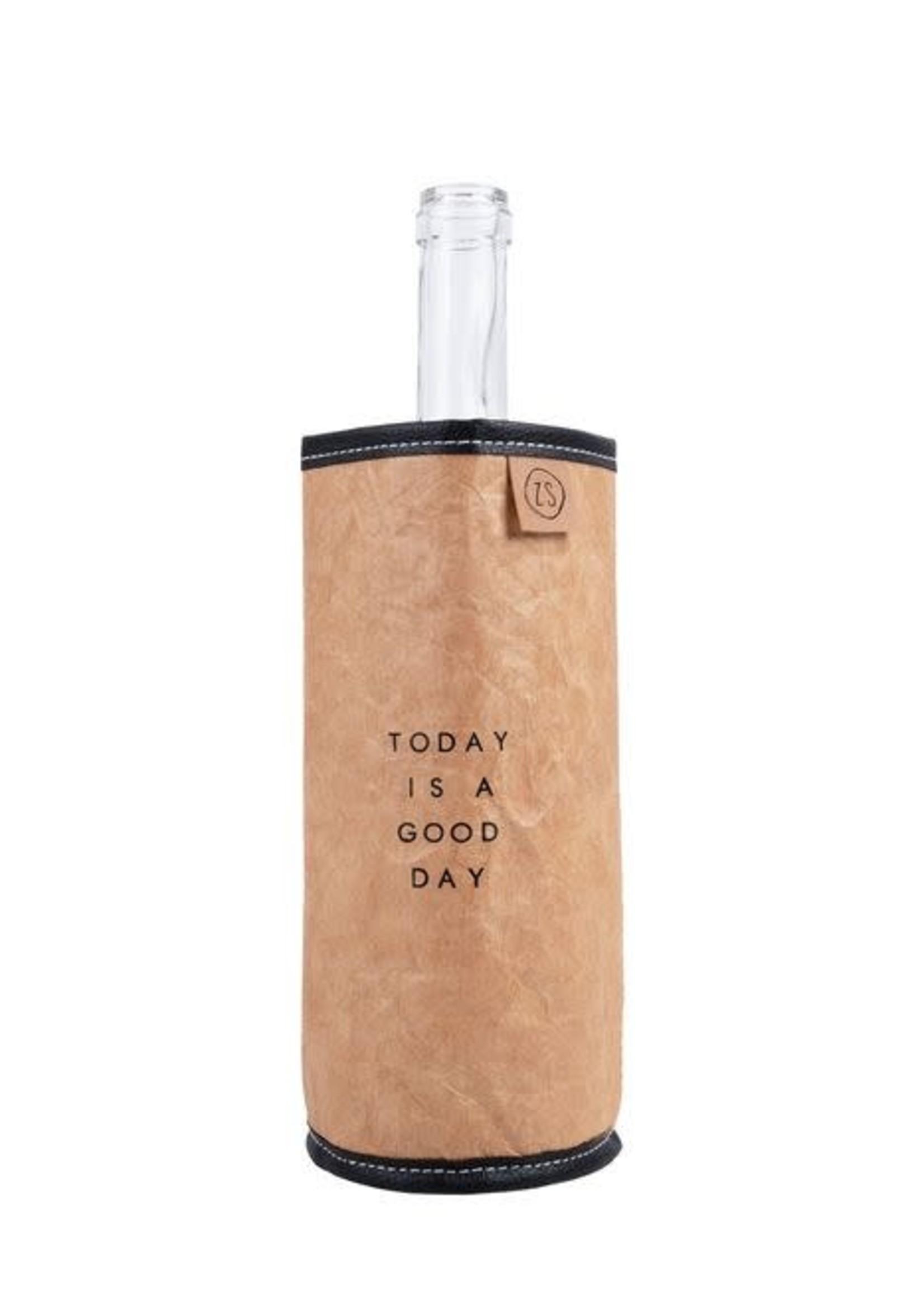 ZUSSS Wijnkoeler Good day bruin