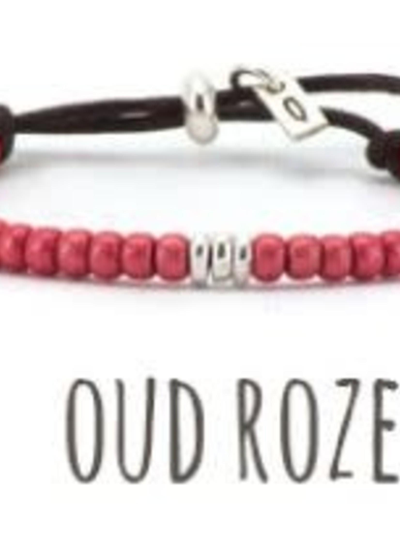 QOSS Maartje oud roze kraal
