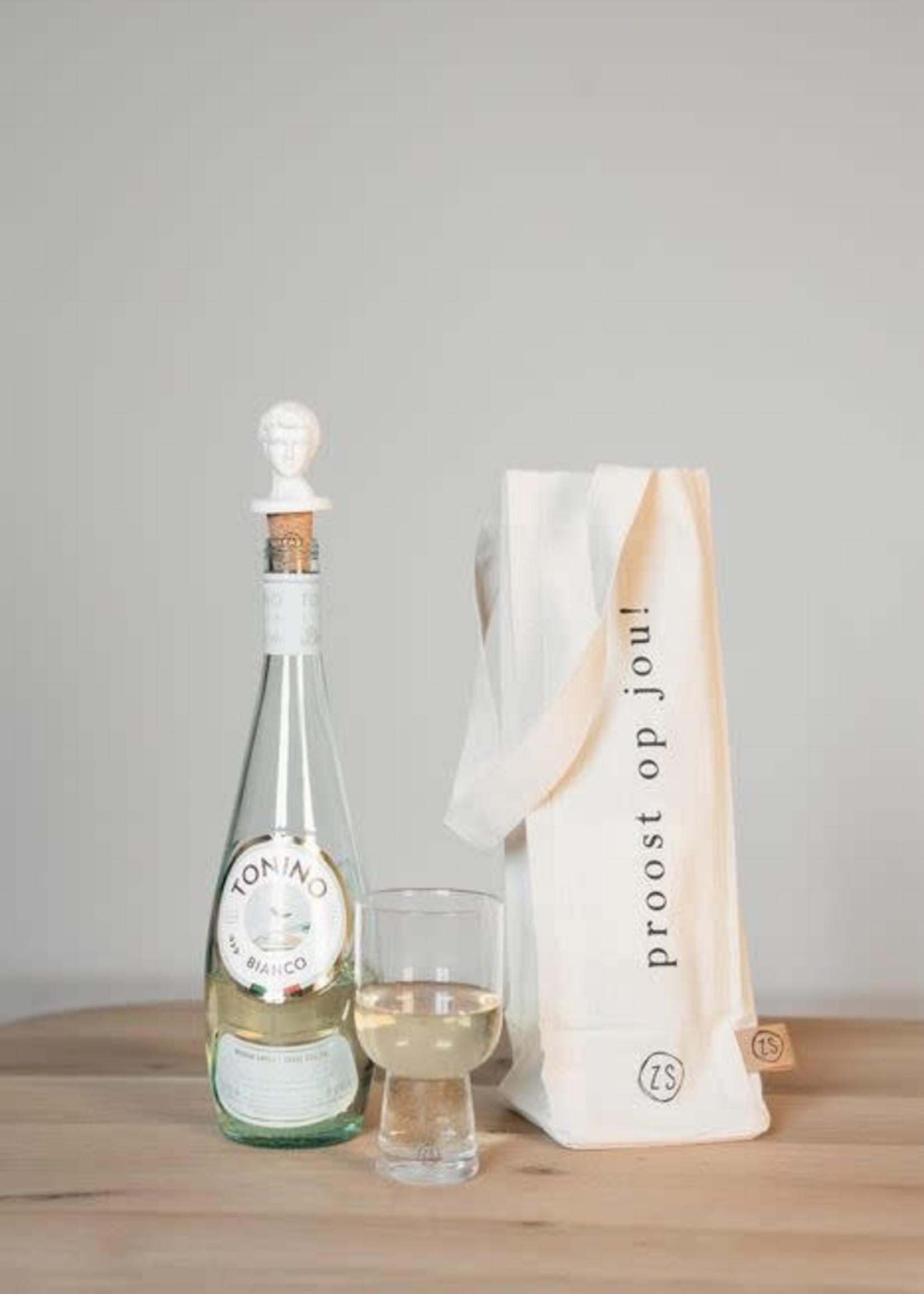 ZUSSS Kadotasje voor wijn Lots of Love