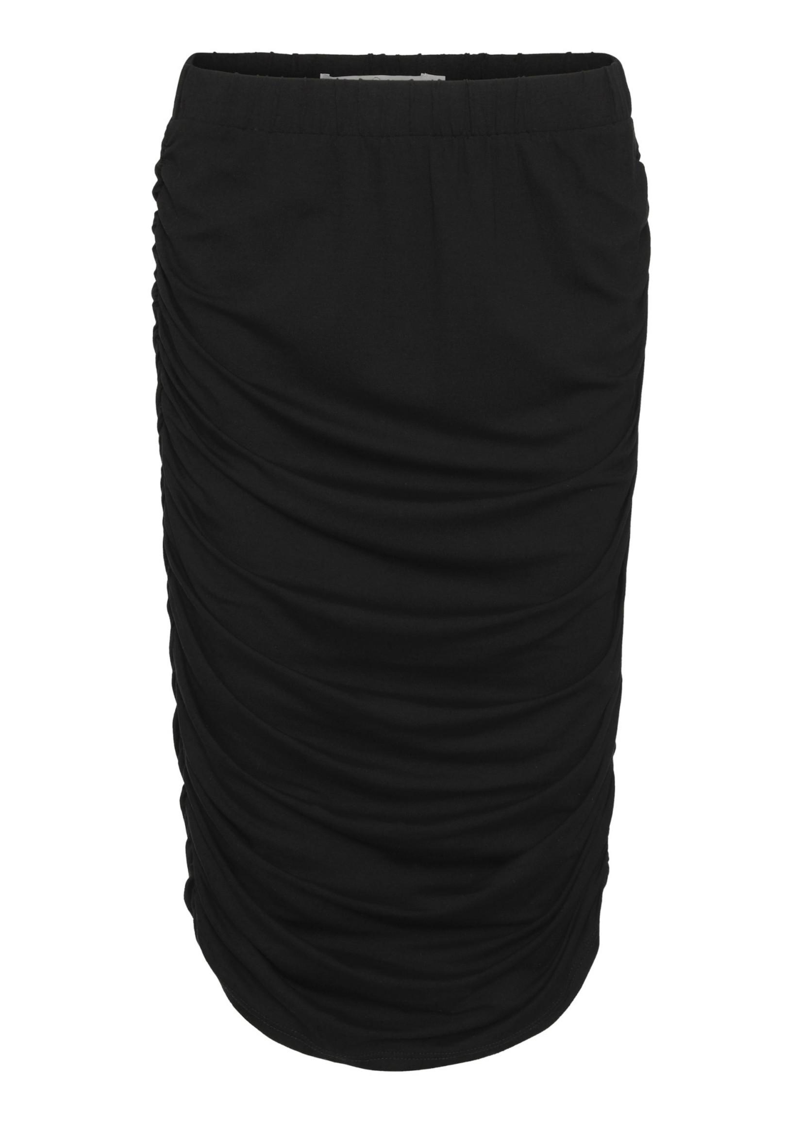 COSTAMANI Tarroc skirt Black Laatste - maat S