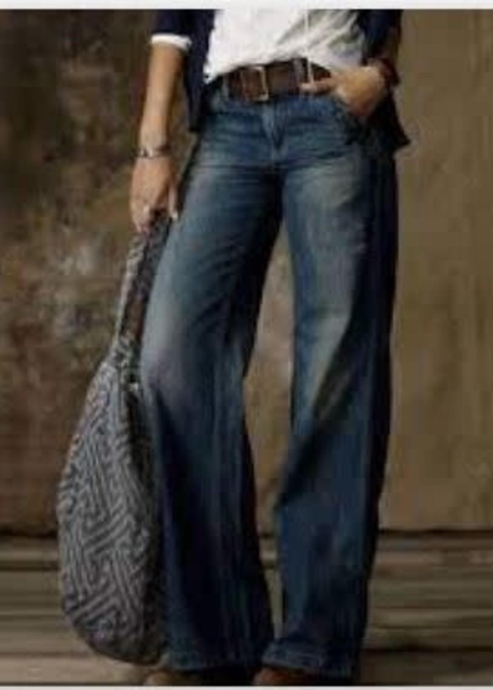 Jeans flair Laatste