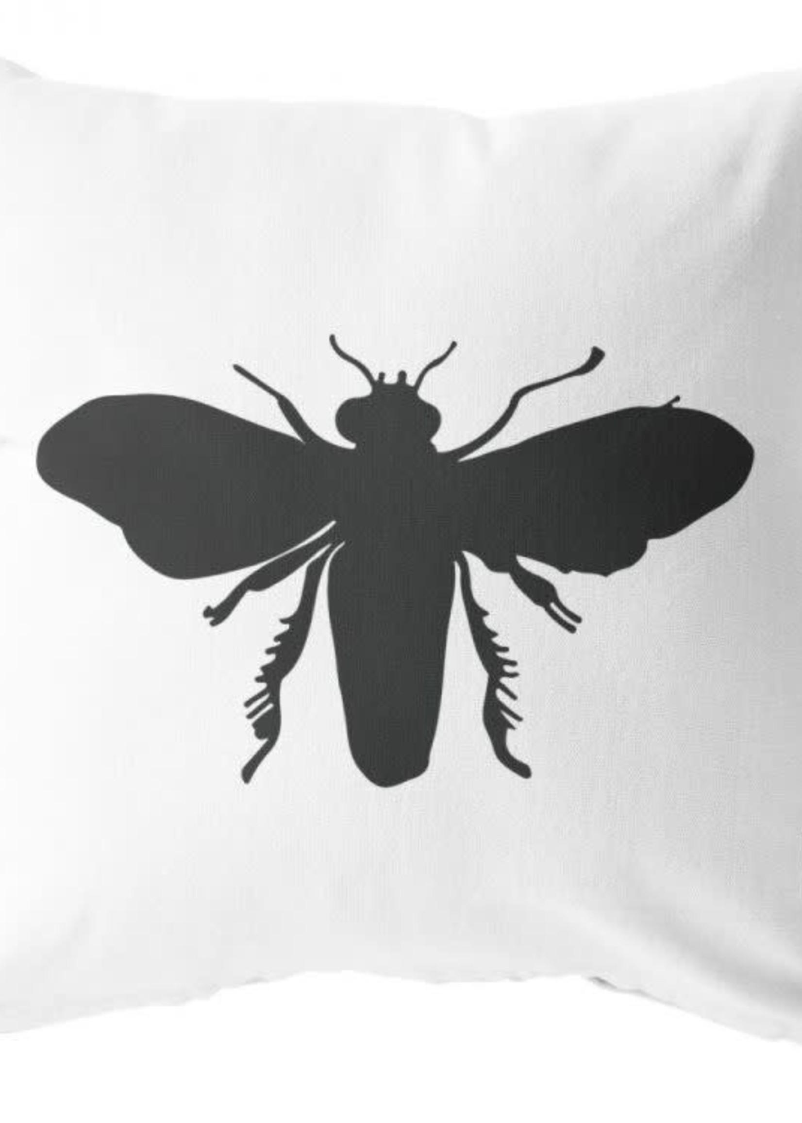 Outdoor kussen kussen insect 40x40cm