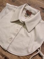MOOI VROLIJK collar kraag chic off white 21375