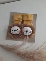 Babysokken Leeuw