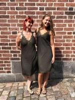 COSTAMANI Moneypenny dress black