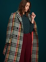 Robin coat Lemaire