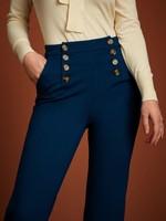 KING LOUIE Lara Sailor Culotte blue bird