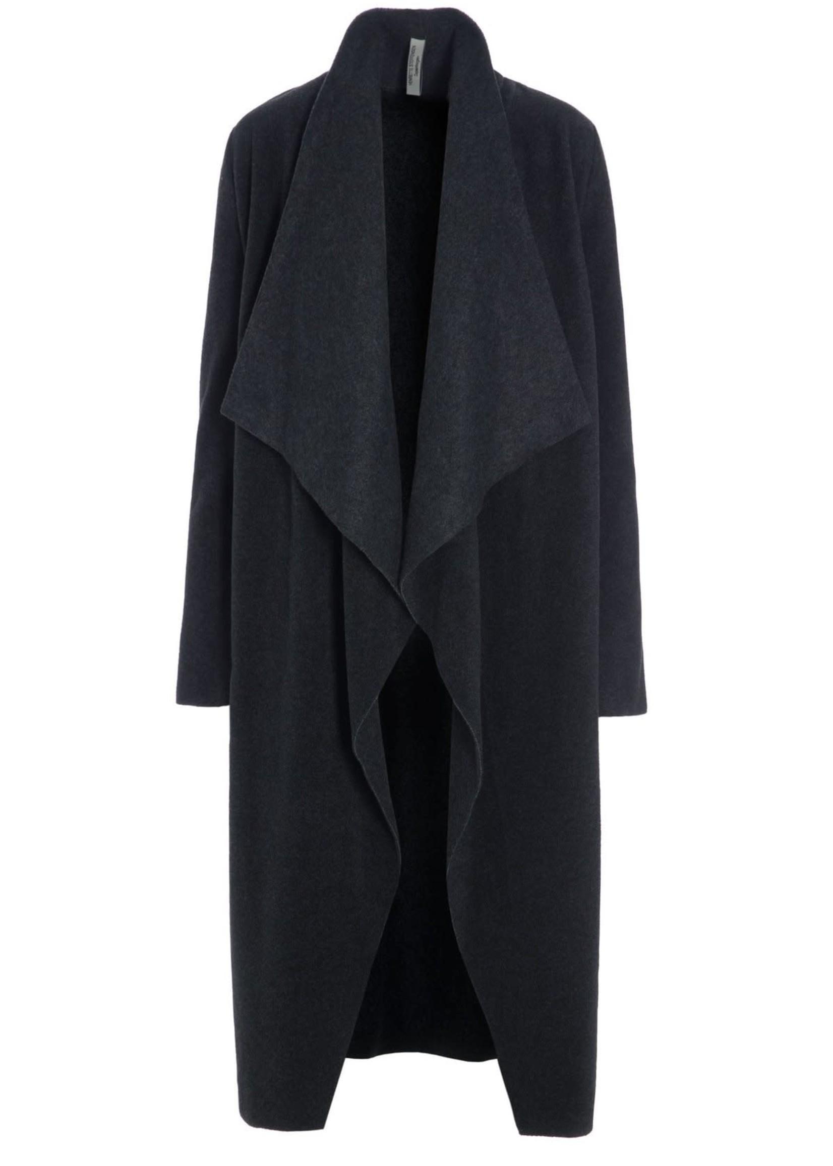 HENRIETTE STEFFENSEN vest Soft black