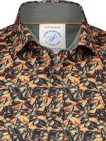 A Fish Named Fred Shirt mussels green