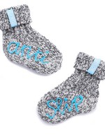 SOXS Baby Litlle Blue, grey maat 19-28