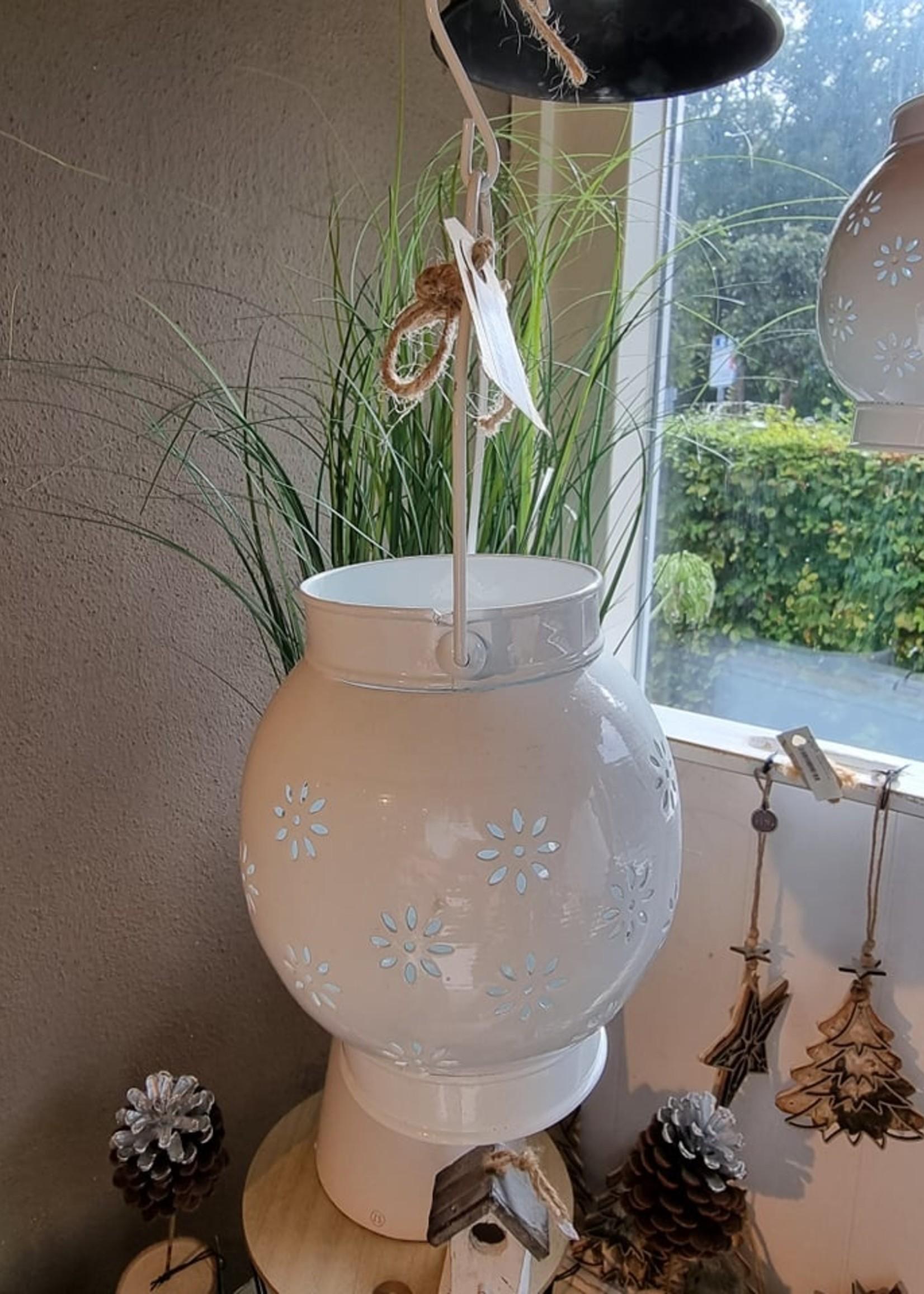 IB LAURSEN lantaarn snowwhite
