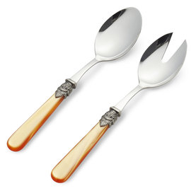 EME Napoleon Salad Cutlery Orange
