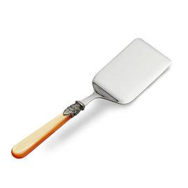 EME Napoleon Lasagneheber / Lasagne Servierlöffel Orange