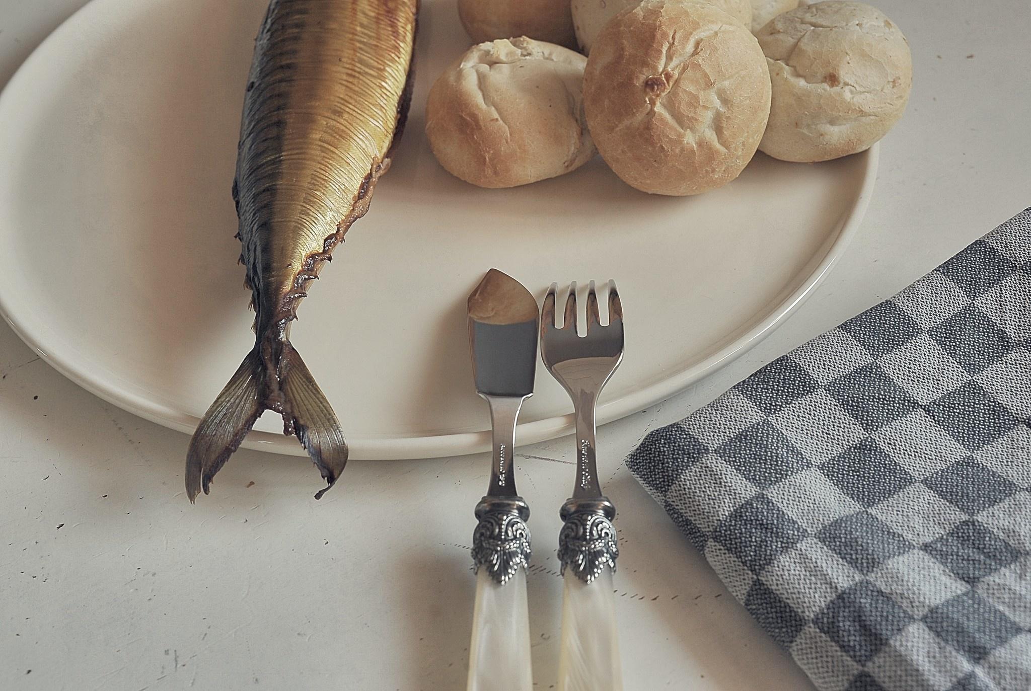 Vis eten