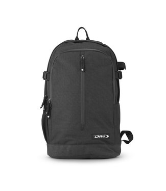 Dita BACKPACK ICON DONKER GRIJS