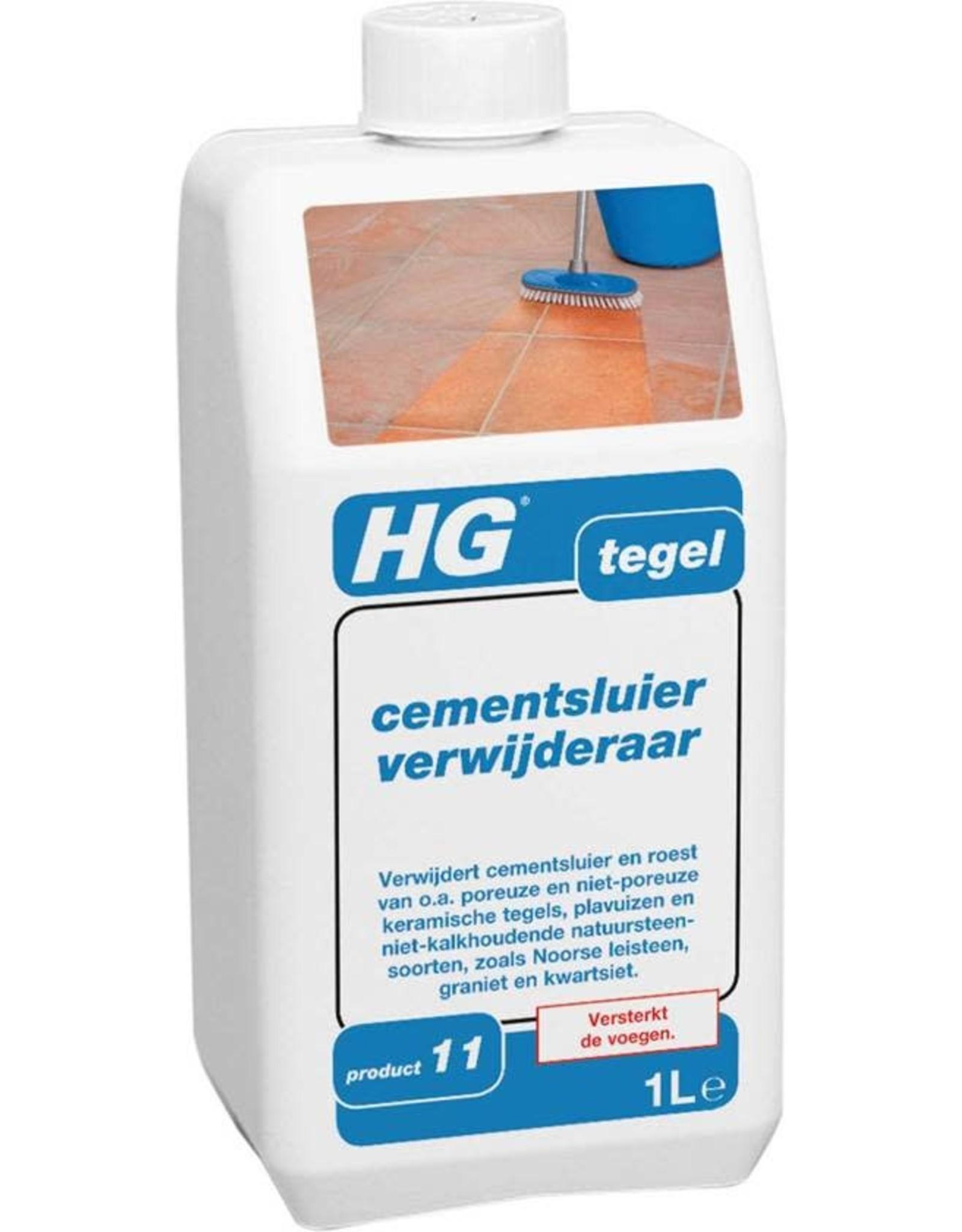 HG Cementsluier Verwijderaar