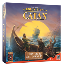 Catan: Piraten en Ontdekkers - Bordspel