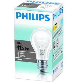Philips gloeilamp Standard 40W E27 230V A55