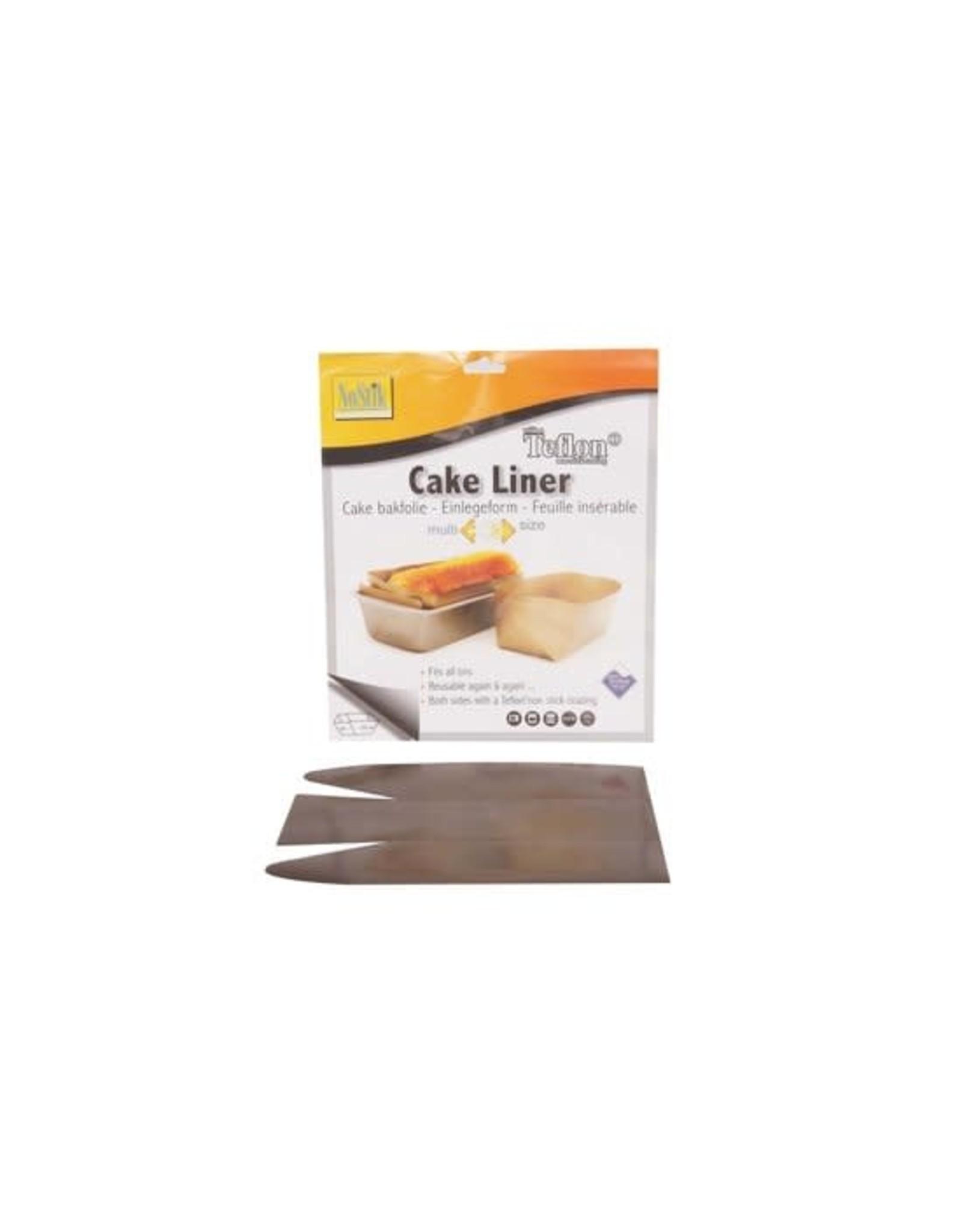 CAKE-FOLIE VOOR BAKVORM NON S