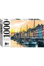 Copenhagen Denmark - 1000 stukjes