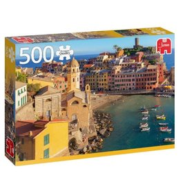 JUMBO Jumbo Legpuzzel Vernazza, Cinque Terre 500 stukjes
