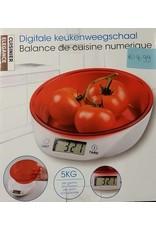 Digitale keuken weegschaal