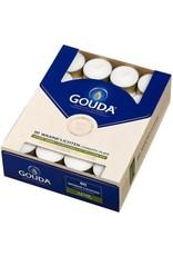 GOUDA WAX.LICHT WIT 60 DS 4,5U