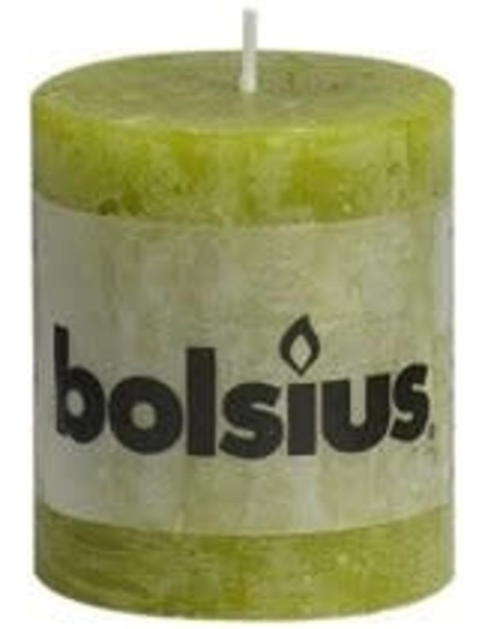 BOLSIUS RUST. KAARS 6,8X8 LGR