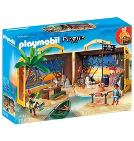 PLAYMOBIL 70150 MEENEEM PIRATENEILAND