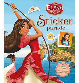 DELTAS Disney Elena of Avalor sticker parade