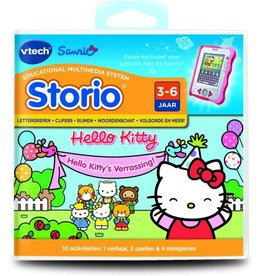 VTECH STORIO GAME HELLO KITTY *VTECH