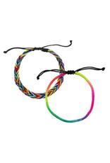 BB BB Armband Set Regenbogen