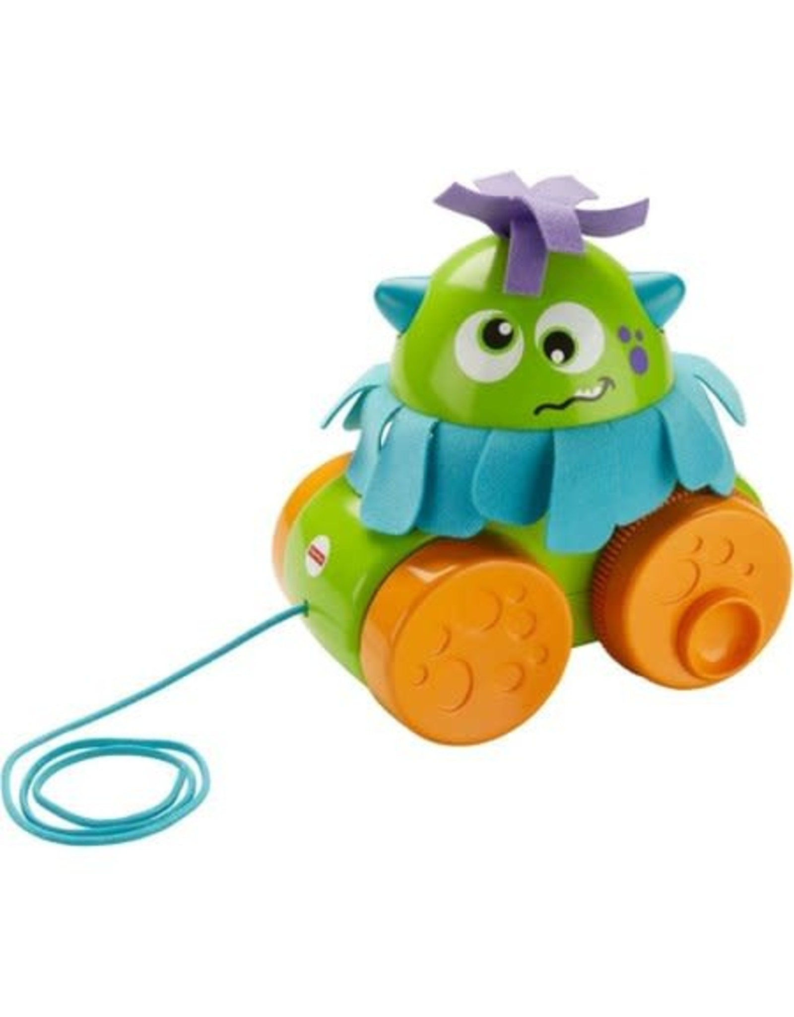Fisher-Price monster trekspeeltje
