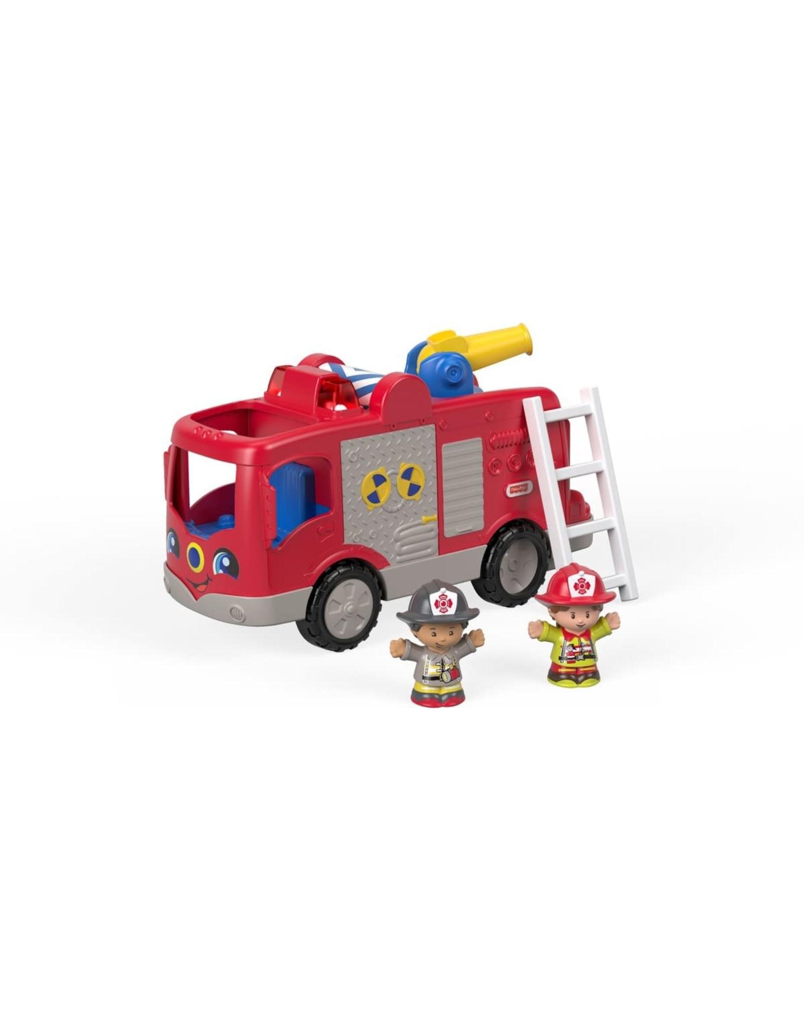 Fisher-Price® Little People® Brandweerwagen