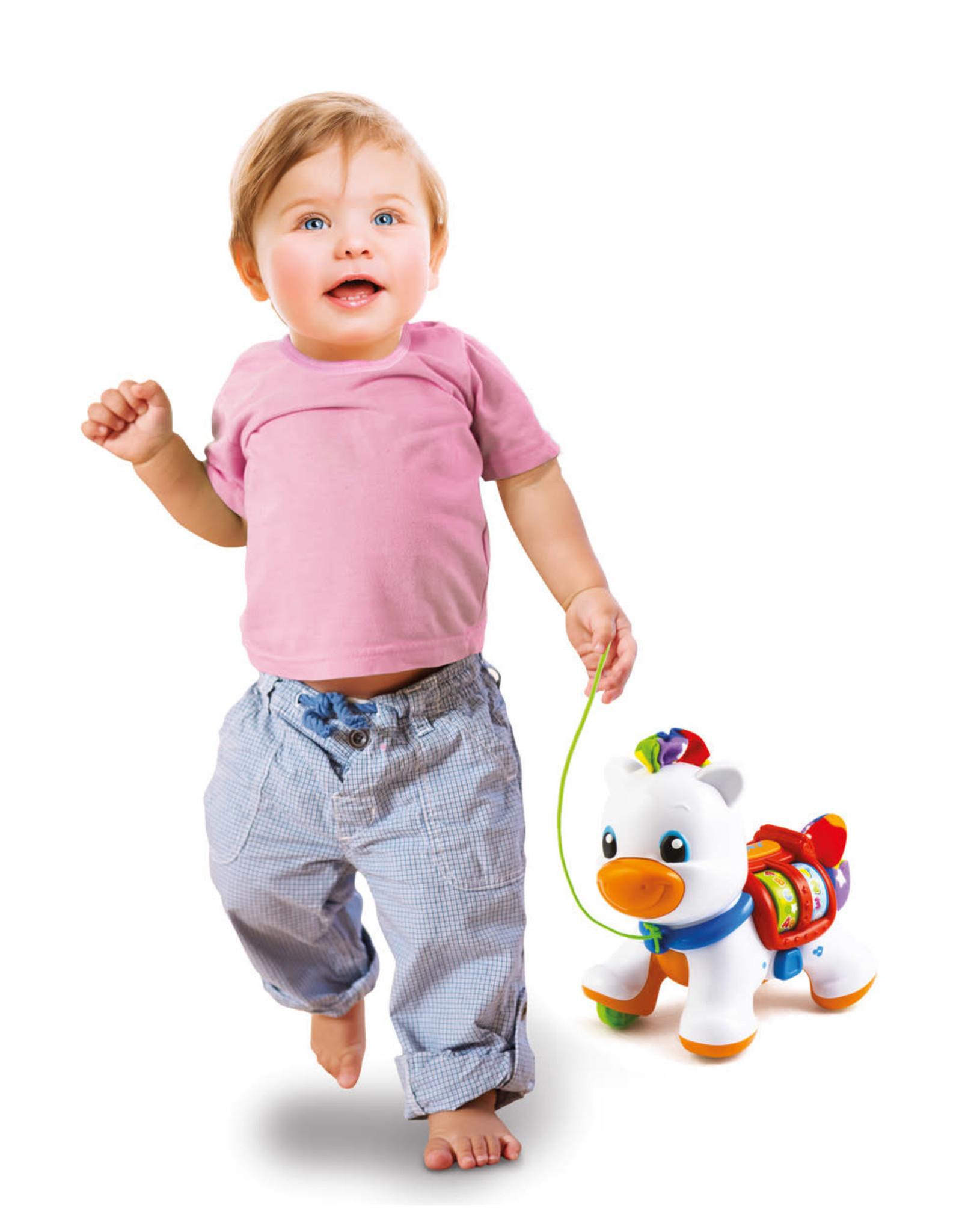 Baby Clemmy Trekpony