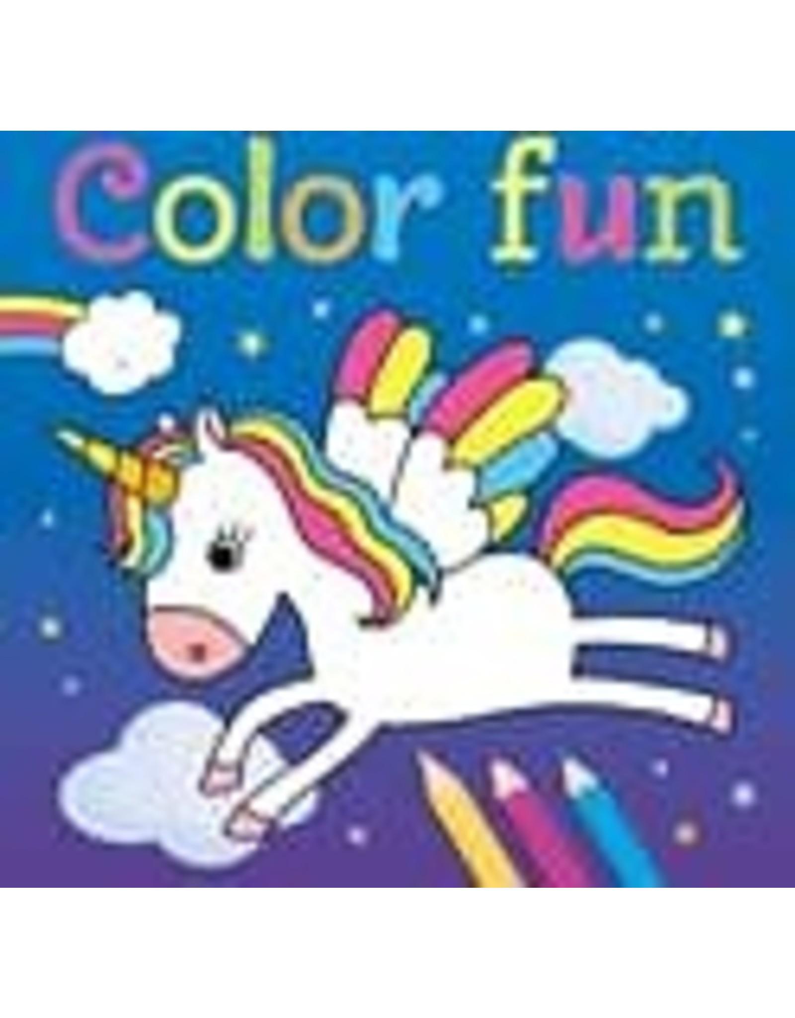Color Fun Kleurboek Eenhoorns