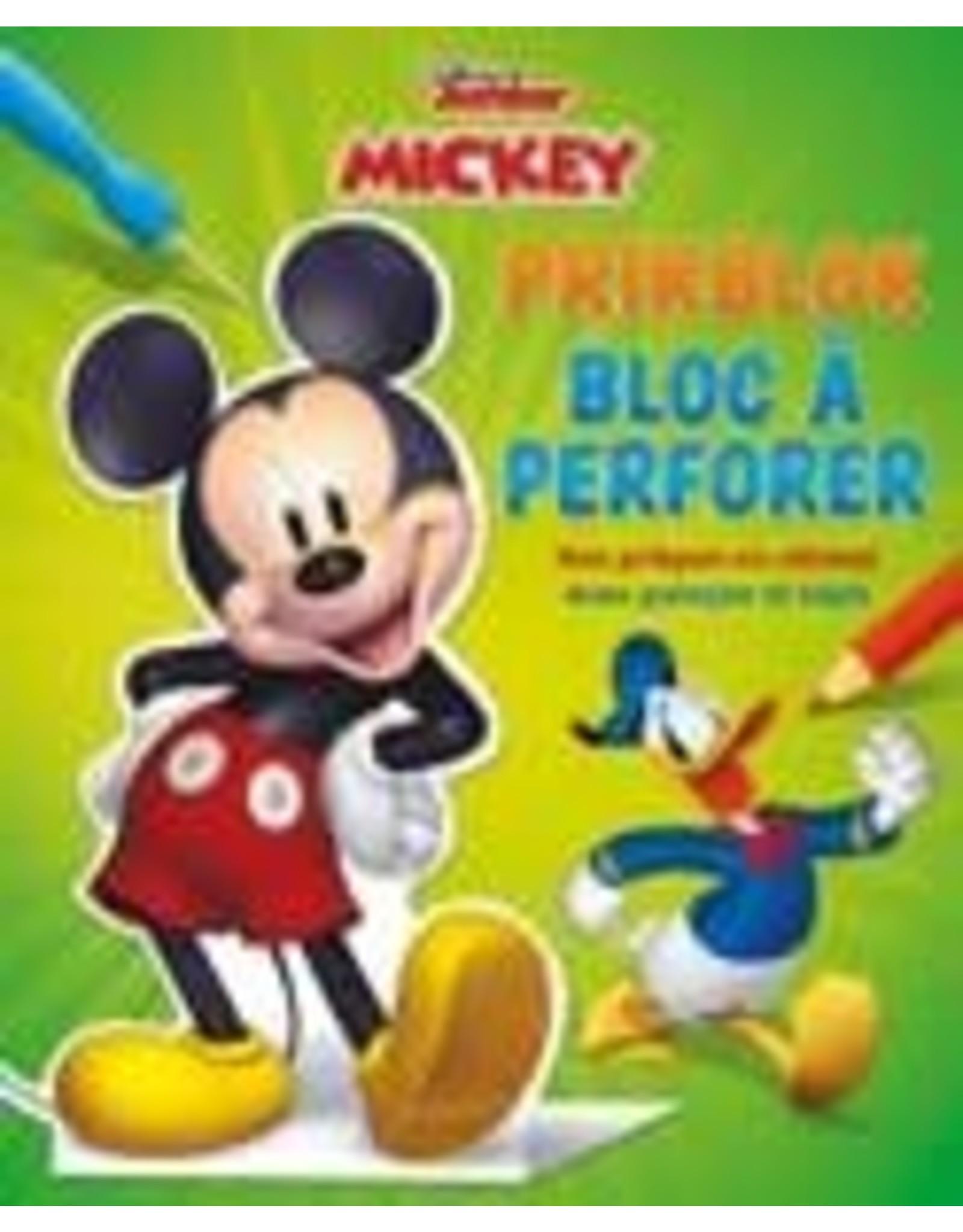 Deltas Prikblok Disney Mickey Mouse