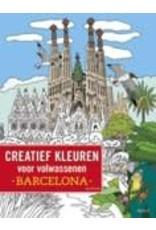 DELTAS Creatief kleuren voor volwassenen Barcelona